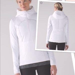 Lululemon  Run For Cold Jacket.